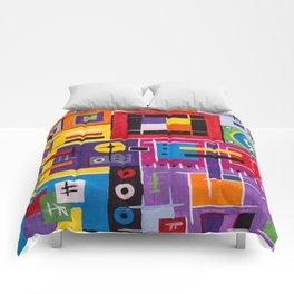 Mind palace Comforters