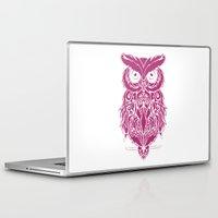 merlin Laptop & iPad Skins featuring Merlin by curlie