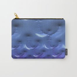 Invisible Conflict of Despair Fractal - Abstract Art Carry-All Pouch