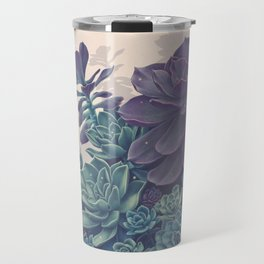 Magical Succulent Garden Travel Mug