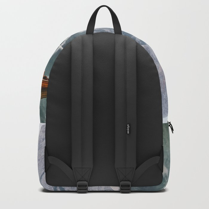 Day at the Mountain Lake Backpack