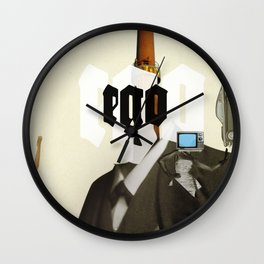 The truth is dead 5 Wall Clock