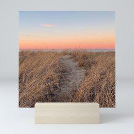 Cape Cod Sunset Mini Art Print