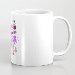 Nail Hustler - Nail Design Nail Studio Coffee Mug