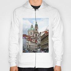 Prague - Czech Republic Hoody