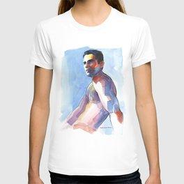 """JAMES FRANCO, artwork for the film """"King Cobra"""" by Frank-Joseph T-shirt"""