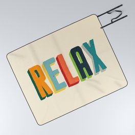 Relax Picnic Blanket