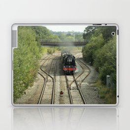 Royal Scot at Tiverton Junction Laptop & iPad Skin