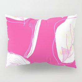 Lief pattern pink Pillow Sham