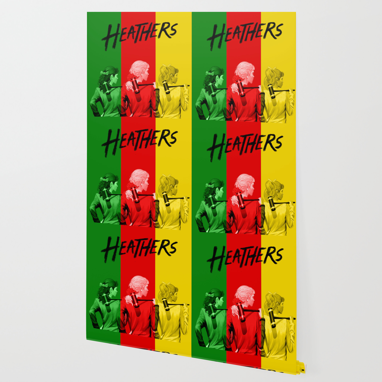 Heathers The Musical Wallpaper
