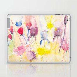 Wildblumen / Wild flowers Laptop & iPad Skin
