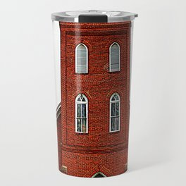 A Brick Church Travel Mug
