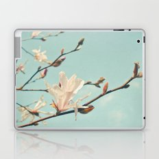 Paper Petals Laptop & iPad Skin