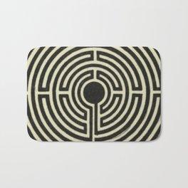Labyrinth Bath Mat