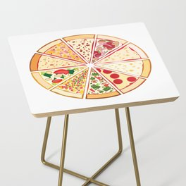 Feast of St. Pizza: Lebanon Edition Side Table