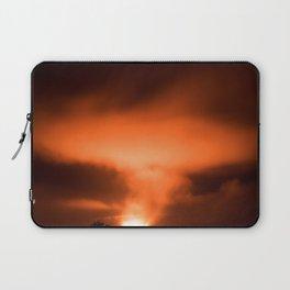 Volcanos National Park 10 Laptop Sleeve