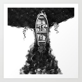 A New Perspective Art Print
