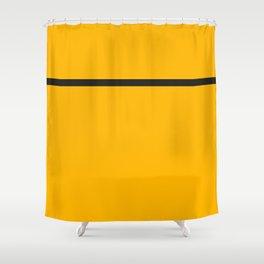 Jakes color palette Shower Curtain