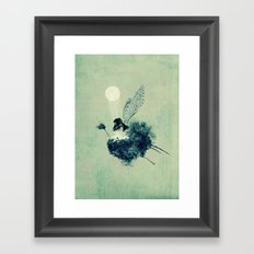 Fairy Calypso Framed Art Print