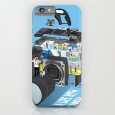 A life with camera Slim Case iPhone 6s
