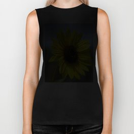 Sunflower bloom Biker Tank