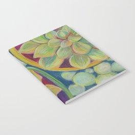 Summer Succulents Notebook
