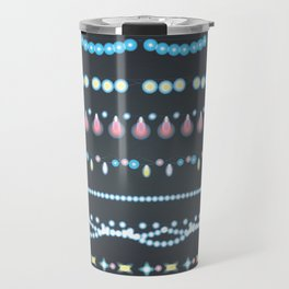 Cristmas Lights Travel Mug