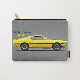 The Shelby Mustang GT350 Carry-All Pouch