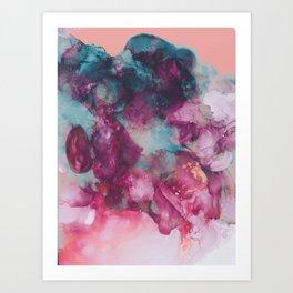 Nobody Else Art Print