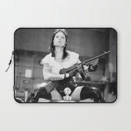 Vivian Del Rio Laptop Sleeve