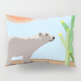 The Tourist Pillow Sham
