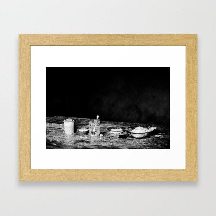pie 02 Framed Art Print