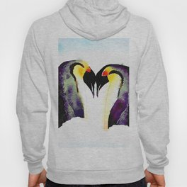 Penguin Love Hoody