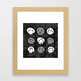 Punk Souls Framed Art Print