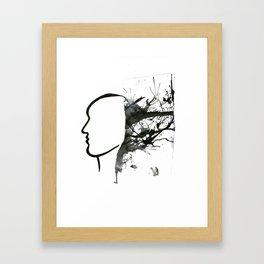 Mindblown Framed Art Print