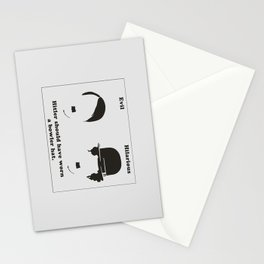 Evil/Hilarious Stationery Cards