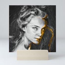 InkGIRL Mini Art Print