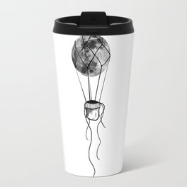 Moon Balloon Travel Mug