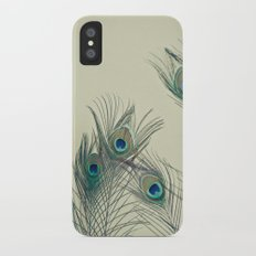 All Eyes Are on You iPhone X Slim Case