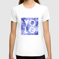 sayings T-shirts featuring Dreams of YOLO Vol.3 by HappyMelvin