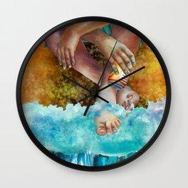 La medicina Wall Clock