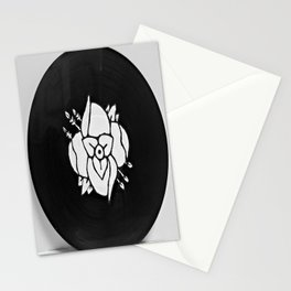 La Dispute On Vinyl Stationery Cards