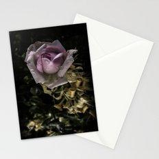 Rose 3 Stationery Cards