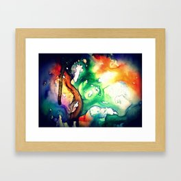 Wesley Framed Art Print