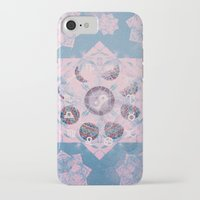trippy iPhone & iPod Cases featuring Trippy by Sara Eshak
