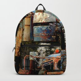 Old Truckers Never Die Backpack