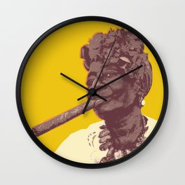 Toma chocolate Wall Clock