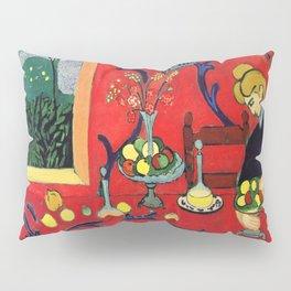 Henri Matisse Harmony in Red Pillow Sham