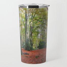 Walking Through Epping Forest Travel Mug
