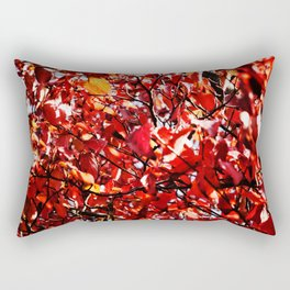 Ablaze Rectangular Pillow